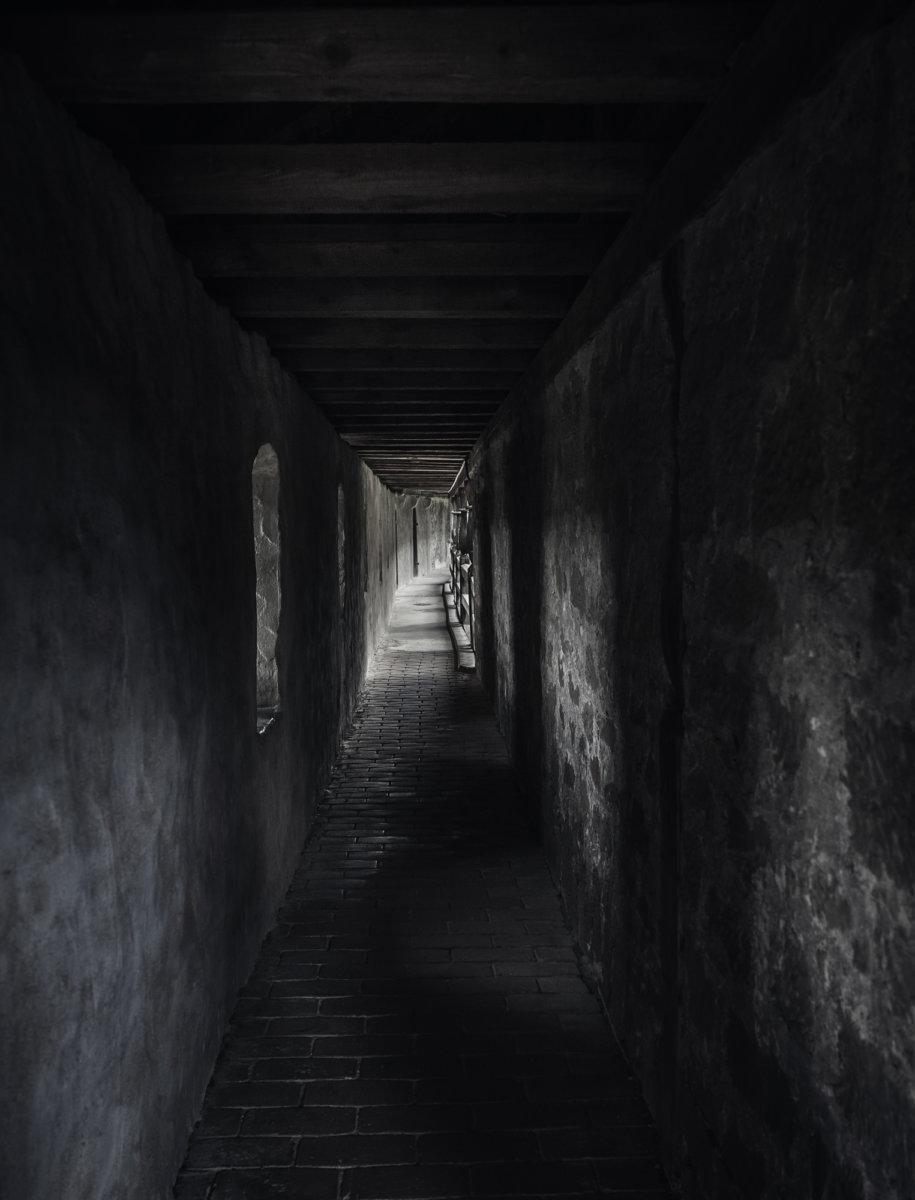 恐いトンネル