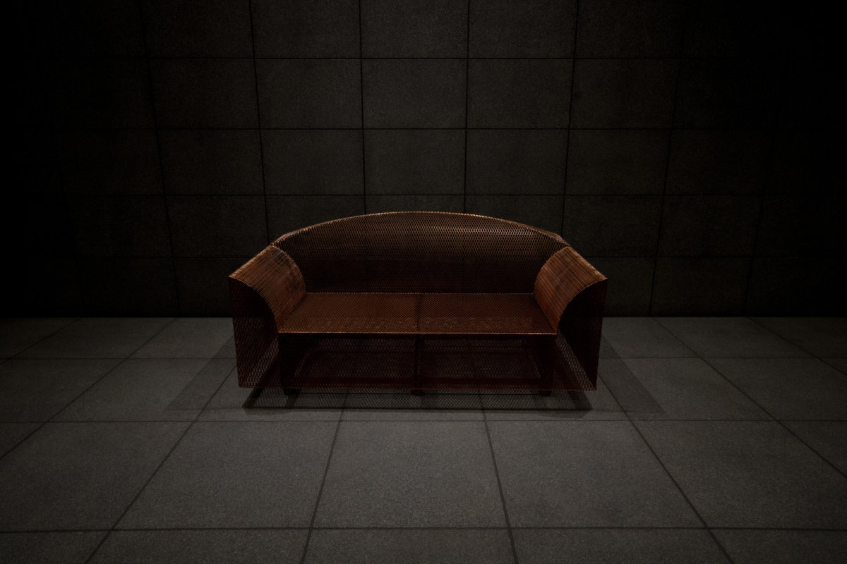 恐怖のソファ