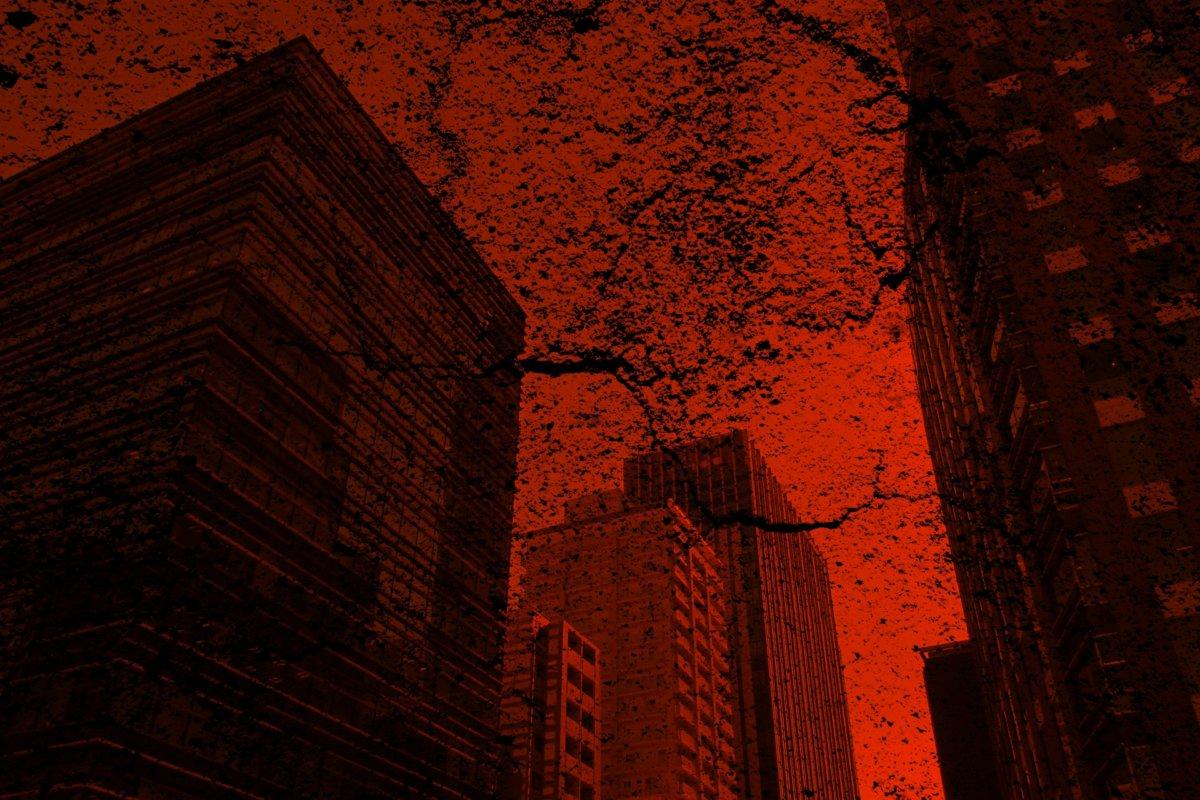街のホラーイメージ