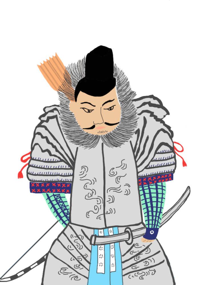 平将門のイメージ画像