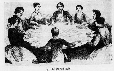 テーブル・ターニングの写真