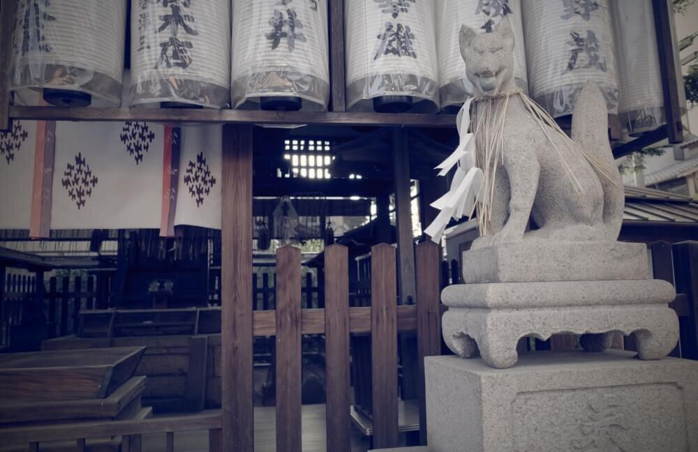 稲荷神社のイメージ画像