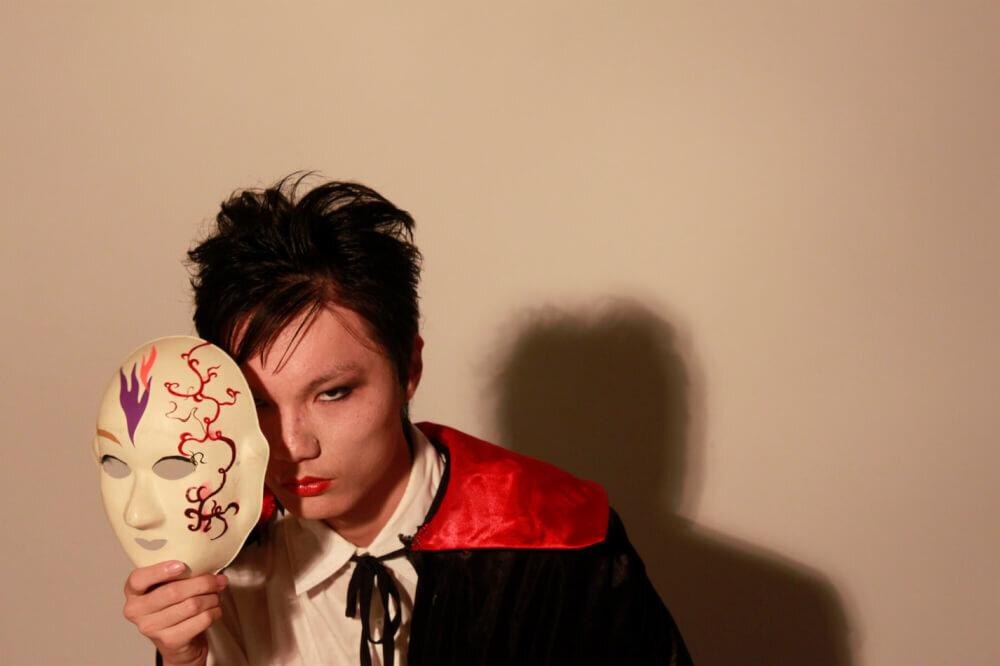 吸血鬼のイメージ写真
