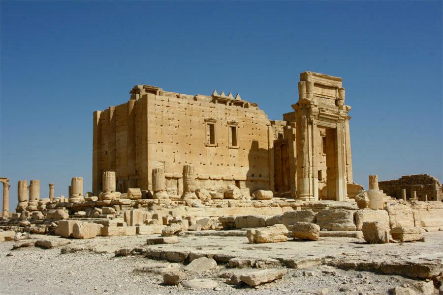 ベル神殿の写真