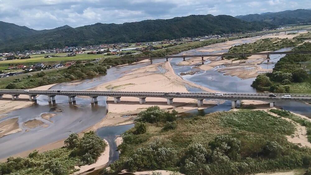 斐伊川の写真