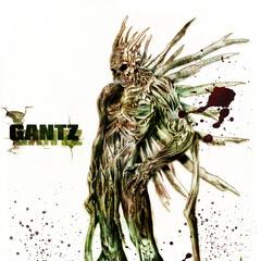GANTZのぬらりひょんのイラスト画像