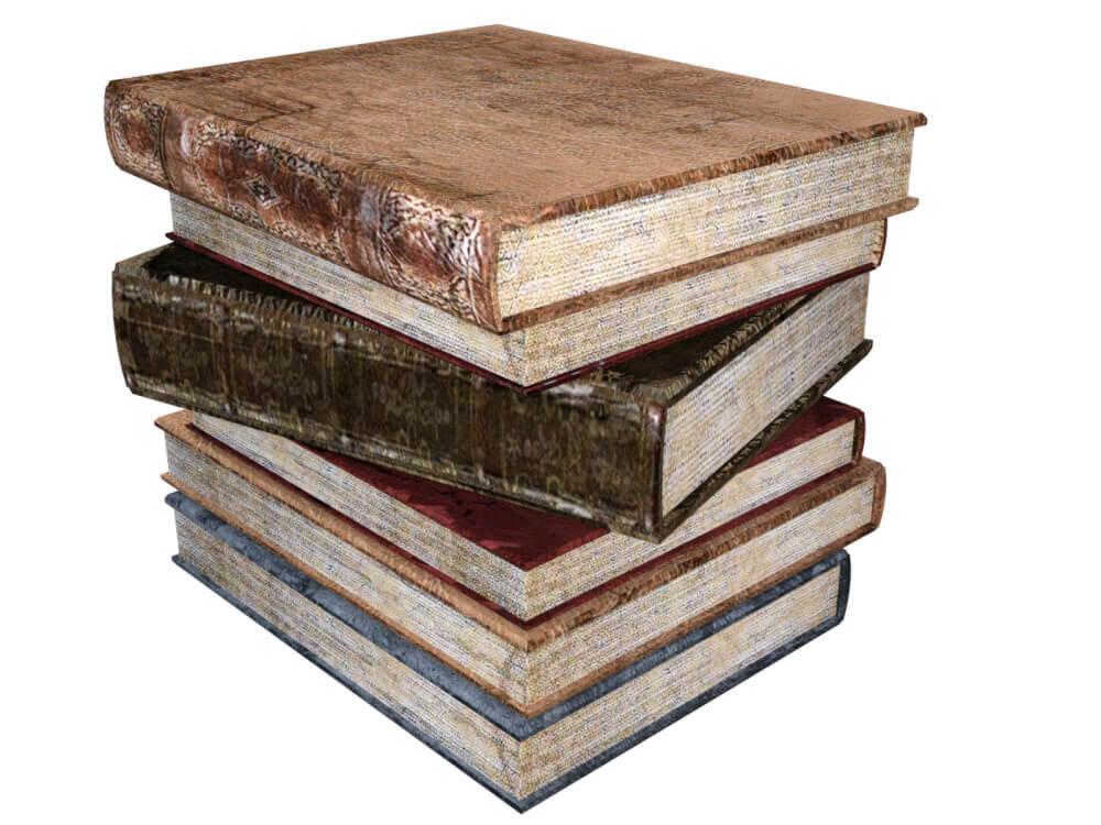 歴史の本のイラスト画像
